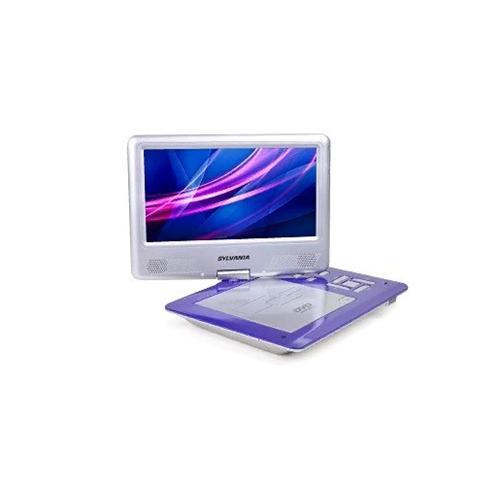 Sylvania SDVD9004 Portable DVD Player (9\