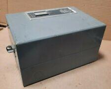 Allen Bradley Nema Type 1 Enclosure 9 34 X 6 34 X 5 12 S8a