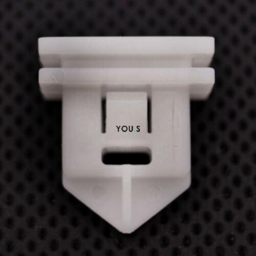 40 Pièces YOU S Original schwellerleiste latérale Clips Pour VOLVO 8678010