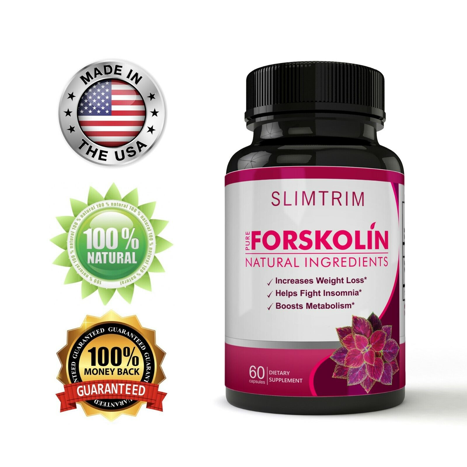 Extract de forskolin