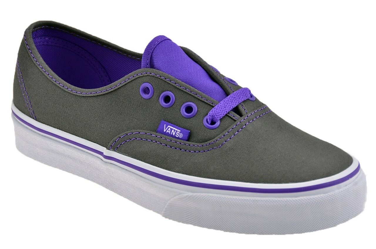 Vans Authentic Sports WDress bajo Deportivo bajo Nuevo GRI47765 chaussures DEPORTIV