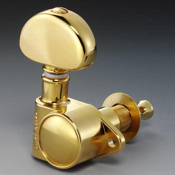 Genuine Schaller M6 Vintage 3+3 Gold 10110523.13.36