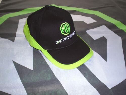 MG Xpower Baseball Cap Brand New mgmanialtd.com