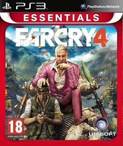FAR-CRY-4-FARCRY-4-PS3-Game-BRAND-NEW-SEALED