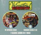 Sensational Alex Harvey The Impossible Drea 2 CD UK Set Rock Music Album