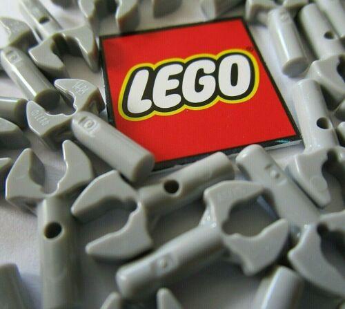 16 LEGO Medium Stone Gray Bar 1L with Clip Element ID 4542590 Design ID 48729
