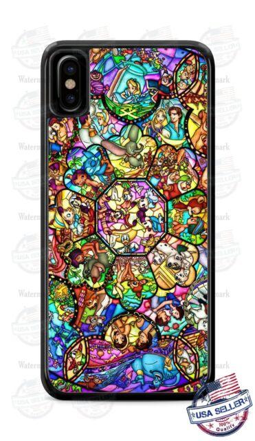 Princess Jasmine Aladdin Disney stained glass iphone case