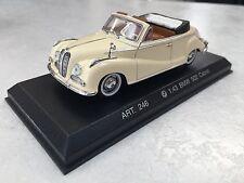 Corgi Detail 1/43 Scale - ART.246 BMW 502 CABRIO CREAM