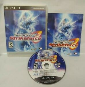 Dynasty-Warriors-Strikeforce-PS3-Sony-Playstation-3-GAME-Tested-Complete