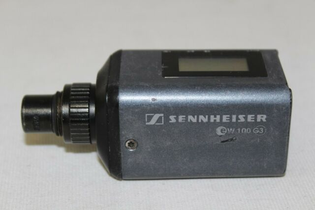 Sennheiser EW100 SKP100 G3 Wireless Plug On Transmitter B: 626-668 MHz