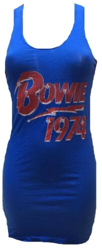 Designer Rare Bowie House Tunik David 1974 Canotta The Star S Gods Of Rock Vip 4wqYU0