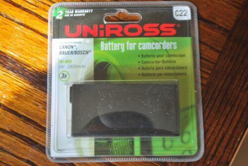 Batterie camescope BP-711//714//726//729