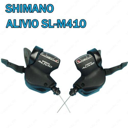 SHIMANO ALIVIO SL-M410 Shifters Trigger Set 3x8S Cable 8s