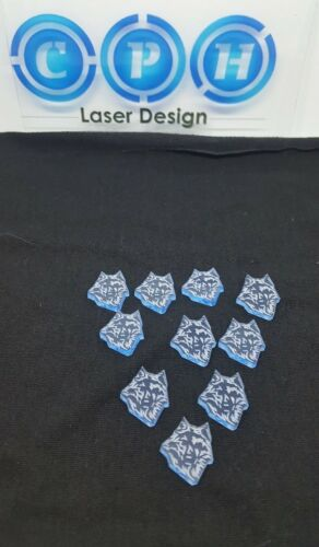 Shield tokens compatible with Star wars destiny