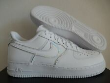 Nike Air Force 1 07 Lv8 4 White Iridescent Silver At6147 100