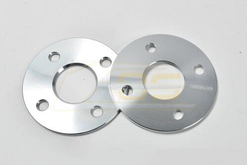2 X Wheel Spacers 4X100 4X10056.1 CB12X1.53//16 5MM For DA DC2 EG EK EF