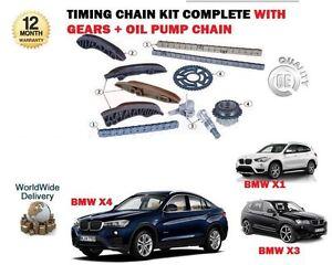 Für Bmw X1 X3 X4 N47d20c N47d20d N47d20a Steuerkettegetriebe
