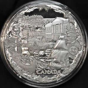 2008-Canada-250-One-Kilogram-Fine-Silver-Coin-Towards-Confederation-Low-CoA