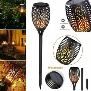 LED-Waterproof-Outdoor-Solar-Dancing-Flame-Light-Garden-Flickering-Lamp-1-4Pcs