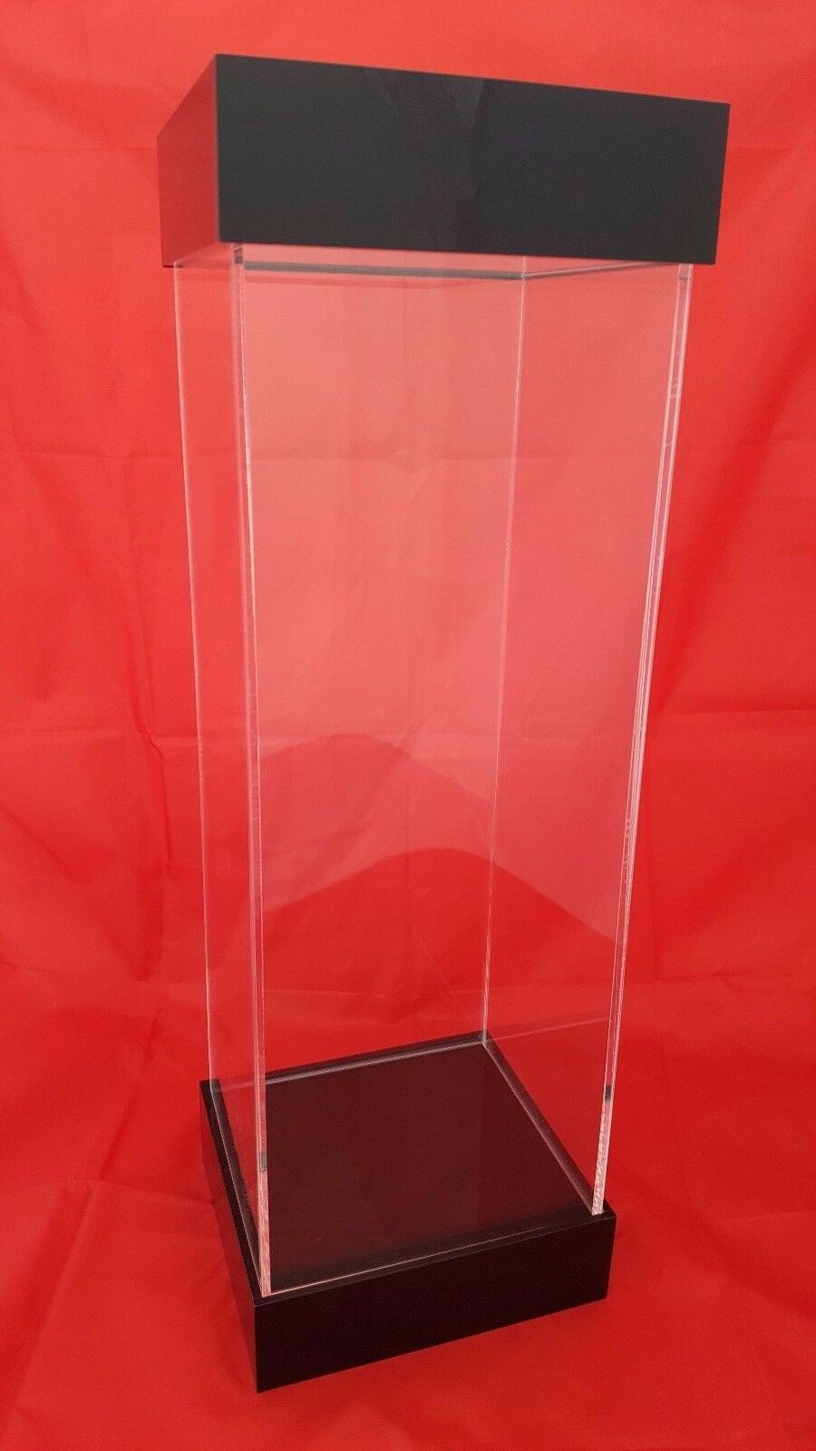 1 4 Scale Clear Acrylic Display Case Neca Sideshow Hot Toys Master Lighthouse