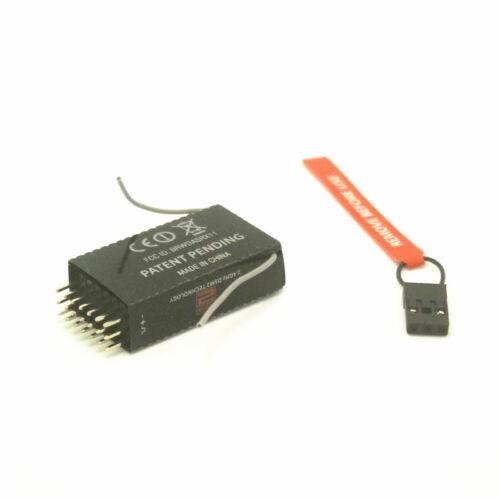 AR6100E DSM2 2.4GHz ML 6-Channel Microlite Receiver for JR SPECTRUM//RC Plane HOT