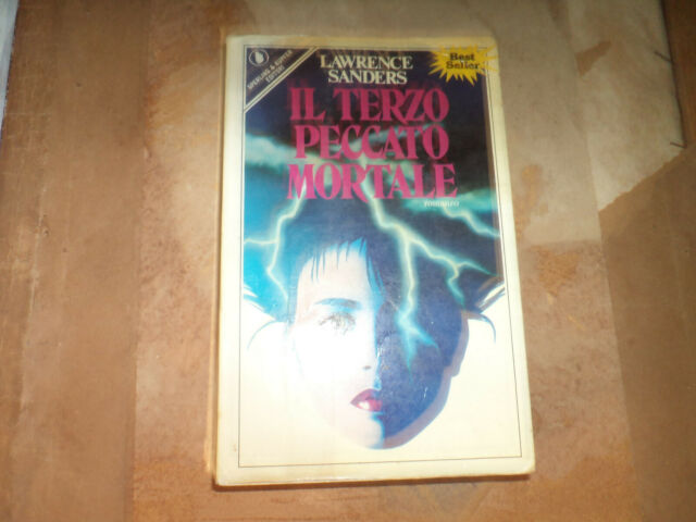 LAWRENCE SANDERS - Il terzo peccato mortale - 1983 SPERLING & KUPFER