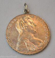 Anhänger Maria Theresia Taler 1780 Silbertaler 833 Silber Theresientaler