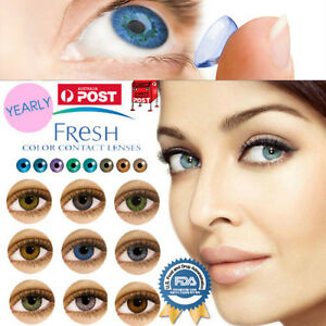 1032315826e Image is loading Fresh-Coloured-Contact-Lenses-Kontaktlinsen-color-contact- lens-
