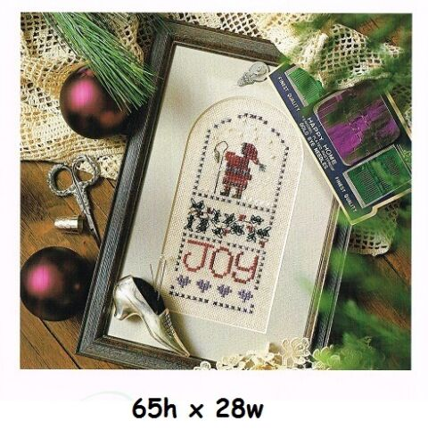 #903 CROSS STITCH PATTERNS  ALL CHRISTMAS YOU CHOOSE