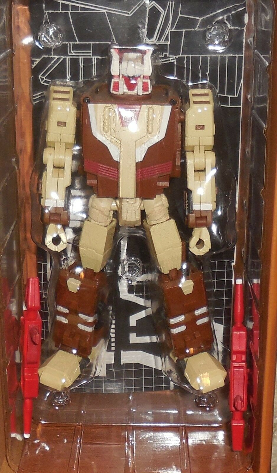 Fansproject Function X-1 CHROMEDOME w box