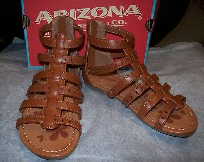 GIRLS TOTAL GIRL WYLIE WEDGED MULTIPLE COLORS SANDALS W// BOW NEW IN BOX MSRP$40