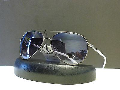 DG Mens Womens Spring Hinges Designer Aviator Sunglasses W Microfiber Bag #7322