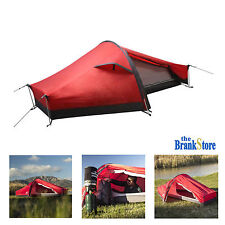Ultralight Backpacking Tent One Person Waterproof Camping Tents Hiking Shelter