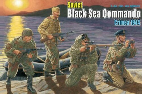 Soviet black Sea commando crimea 1944-1:35-6457 Dragon