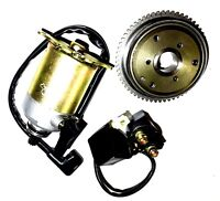 Yerf Dog Spiderbox Gx150 150cc Howhit Go Kart Starter Motor Clutch Solenoid Kit