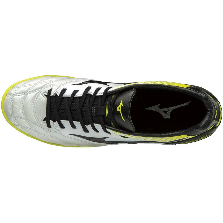 MIZUNO Soccer Futsal MONARCIDA Schuhes MONARCIDA Futsal TF PRO Q1GB1810 Weiß Gelb US5(23cm) 4894d5