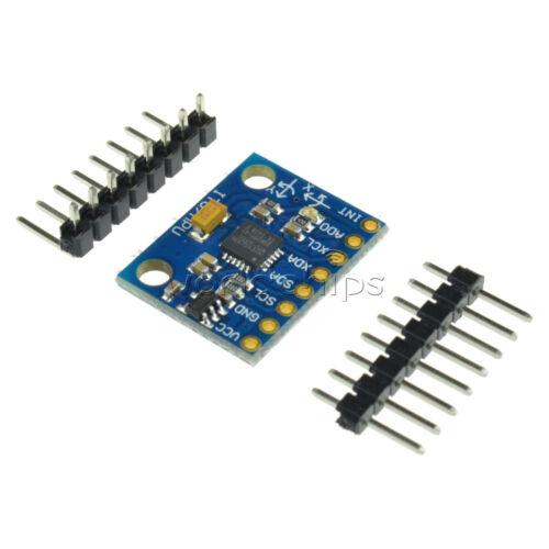 5pcs MPU-6050 Module 3Axis Gyroscope+Accelerometer Module For Arduino MPU 6050