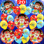 RYANS-REVIEW-WORLD-CAKE-TOPPER-PARTY-BANNER-CUPCAKE-BALLOON-SUPPLIES-DECORATION thumbnail 10