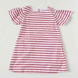Jacadi-Vestido-De-Menina-6-Anos-116-Cm-Fit-idade-5-Usado-Uma-Vez