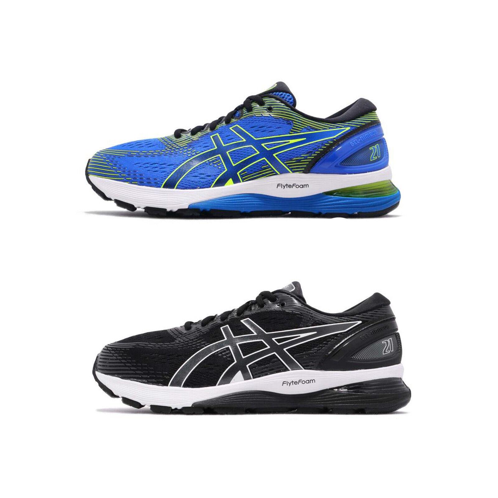 Asics Gel-Nimbus 21 4E Extra Ancho Zapatillas De Hombre Zapato de correr elija 1