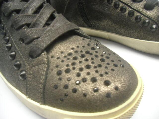 Neue sehr 35,5 schöne K&S Kennel&Schmenger Sneakers 35,5 sehr = 3 mit Swarovski Steinchen bf833a