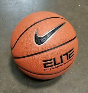 complejidad Intestinos apuntalar  Baloncesto Nike Elite juvenil juego de campeonato-tamaño 6 para mujer  (28.5) - Nuevo   eBay