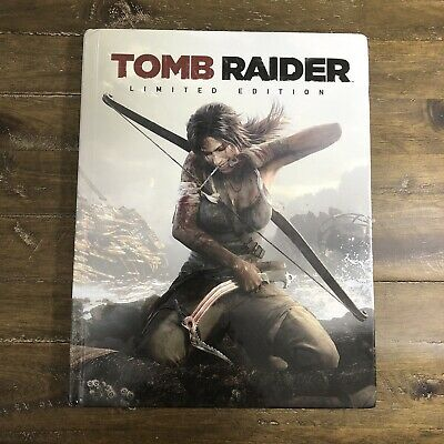 Tomb Raider Limited Edtion Official Hardback Strategy Game Guide