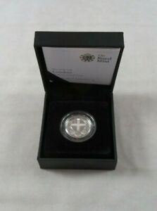 Royal Mint 2010 London £1 silver proof coin