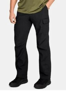 580743a4f93e Under Armour Mens UA Storm Tactical Patrol Pants 1265491 Black 36 34 ...