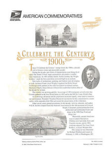 533A-32c-Celebrate-the-Century-1900s-3182-USPS-Commemorative-Stamp-Panel