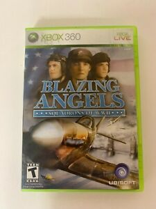 Blazing Angels  Xbox 360 Used Game XBox Live A11