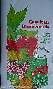 Blumenerde-20Liter-1-Sack-mit-0-35-pro-Liter-Grundpreis-20-Liter-mit-Versand