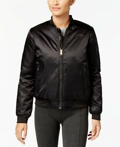Details about THE NORTH FACE WOMENS BARSTOL BOMBER JACKET BLACK SIZE M NWT