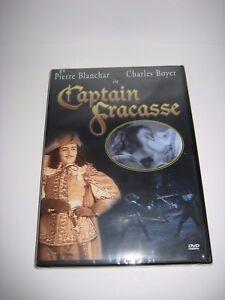 Captain-Fracasse-NEW-DVD-2002-Pierre-Blanchar-Charles-Boyer